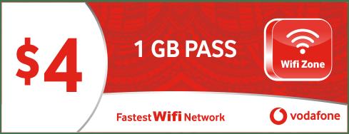 $4 - 1GB PASS