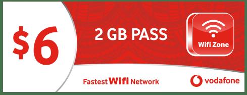 $6 - 2GB PASS
