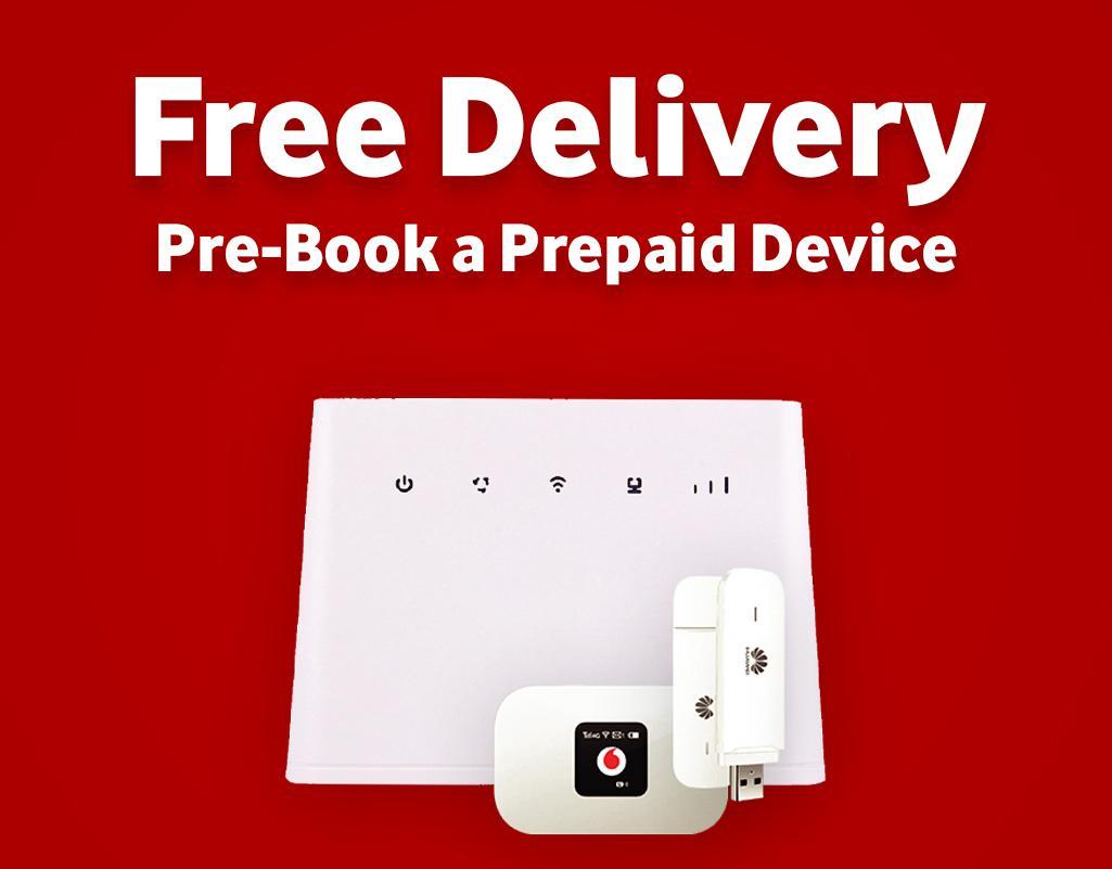 Pre Booking - Data Device & Moana TV Square